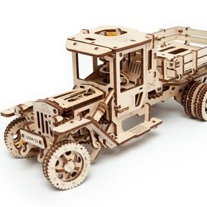 Build Your Own Moving Model Truck Ugm 11 By U Gears