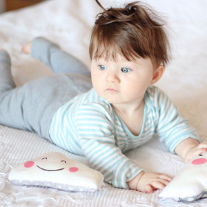 Happy Cloud Rattle - new in baby & child