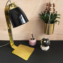 Black And Gold Desk Lamp