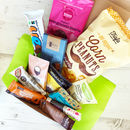 Vegan Snack Delight Hamper Gift Box
