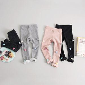 Pom Pom Leggings - trousers & leggings