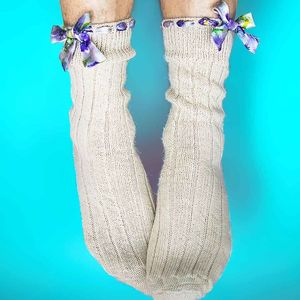 Alpaca Bed Socks - gifts for her