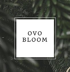 Ovo Bloom logo