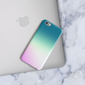 Gradient Mobile Phone Case - gifts for teenage girls