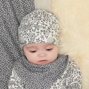 Beano Night Sky Baby Beanie Hat