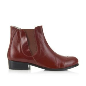 Fulham Boots Brown - women's fashion