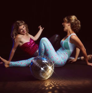 Disco Yoga For Two Experience - wellness guru