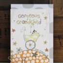 New Grandchild Greeting Card