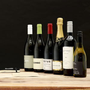 Six Premium New Zealand Wines - wines, beers & spirits