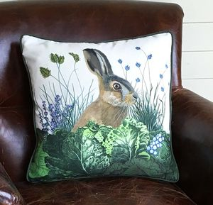 Cabbage Patch Rabbit Decorative Cushion Three