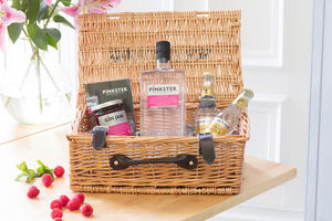 A Gin And Goodies Hamper