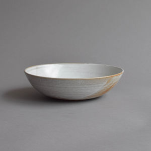Hand Thrown Salad Bowl