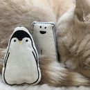 Catnip Penguin And Polar Bear Cat Toys