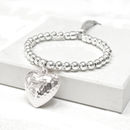 Statement Heart Friendship Bracelet