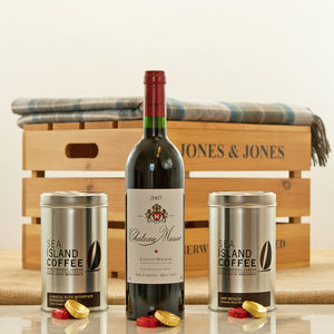 Chateau Musar Fine Wine Luxury Gift Hamper