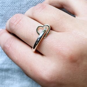 Little Bit Of Love Chunky Ring