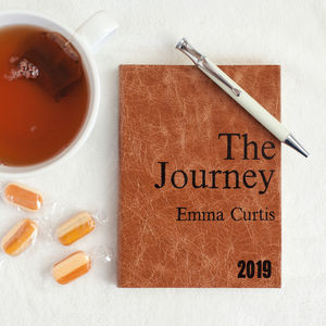 Personalised Diary 2019.Journey Diary Travel Adventures