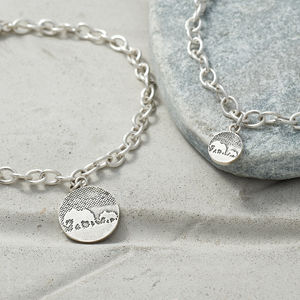 Sterling Silver Mother And Daughter Elephant Bracelets - bracelets & bangles