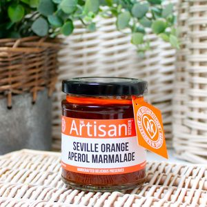 Artisan Seville Orange Marmalade Italian Orange Bitters