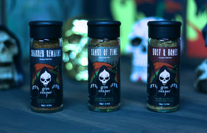 Grim Reaper® Dry Chilli Rub Selection