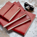 Personalised Handcrafted Leather Photo Albums