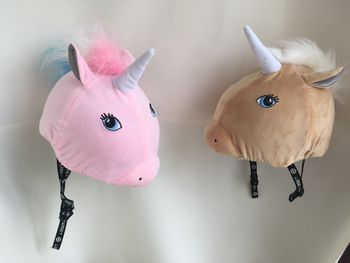 Unicorn Hat Silk , Helmet Hat