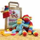 Mummy And Me Sock Monkeys Craft Kit