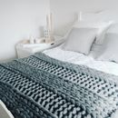 Giant Hand Knitted Super Chunky Blanket