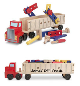 Fun Wooden Vehicles And Play Sets - pretend play & dressing up