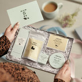 'Mum To Be' Letterbox Gift Set - food & drink