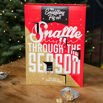 Pork Scratchings Mega Advent Calendar