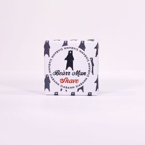 Bearr Man Shave Soap - men's grooming & toiletries