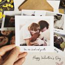 Reasons Why I Love You Card And Photo Set