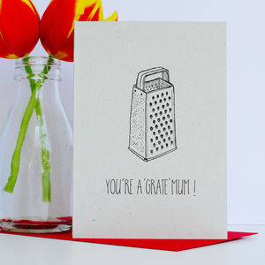 Grate Mum Card - mother's day cards