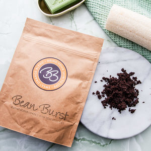 Coffee Scrub Sweet Orange Blend - delicious beauty