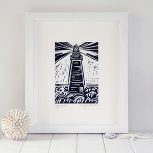 'Lighthouse' Print