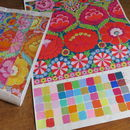 Kaffe Fassett Original Artwork