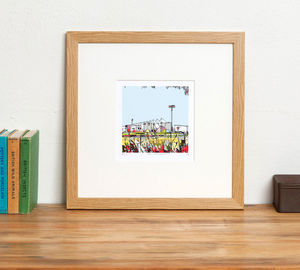 Bournemouth's Dean Court - posters & prints