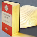Clever Wireless Book Light