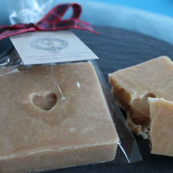 Outlander Inspired Scottish Tablet