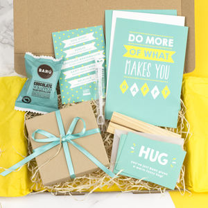 Personalised Happy In A Box Gift Box - personalised