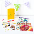Brazil Themed Activity Set With Notebook