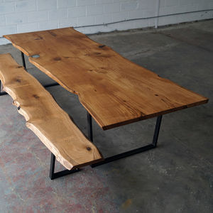 Live Edge Dining / Boardroom Table
