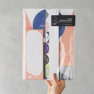 Stationery Bundle : Pastel