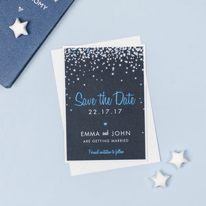 Bella Save The Date Invitation