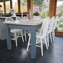 Beckford Table With Hoop Back Chairs Hand Painted