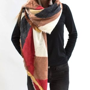 Freedom Blanket Scarf - winter sale