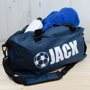 Personalised Gym/Sports Bag - bags, purses & wallets