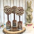 Personalised Malteser Chocolate Edible Tree