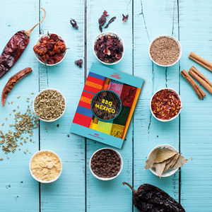 Bbq Around The World Three Month Subscription - gifts from adult children